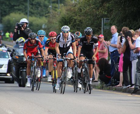 Tour of Britain in Bristol
