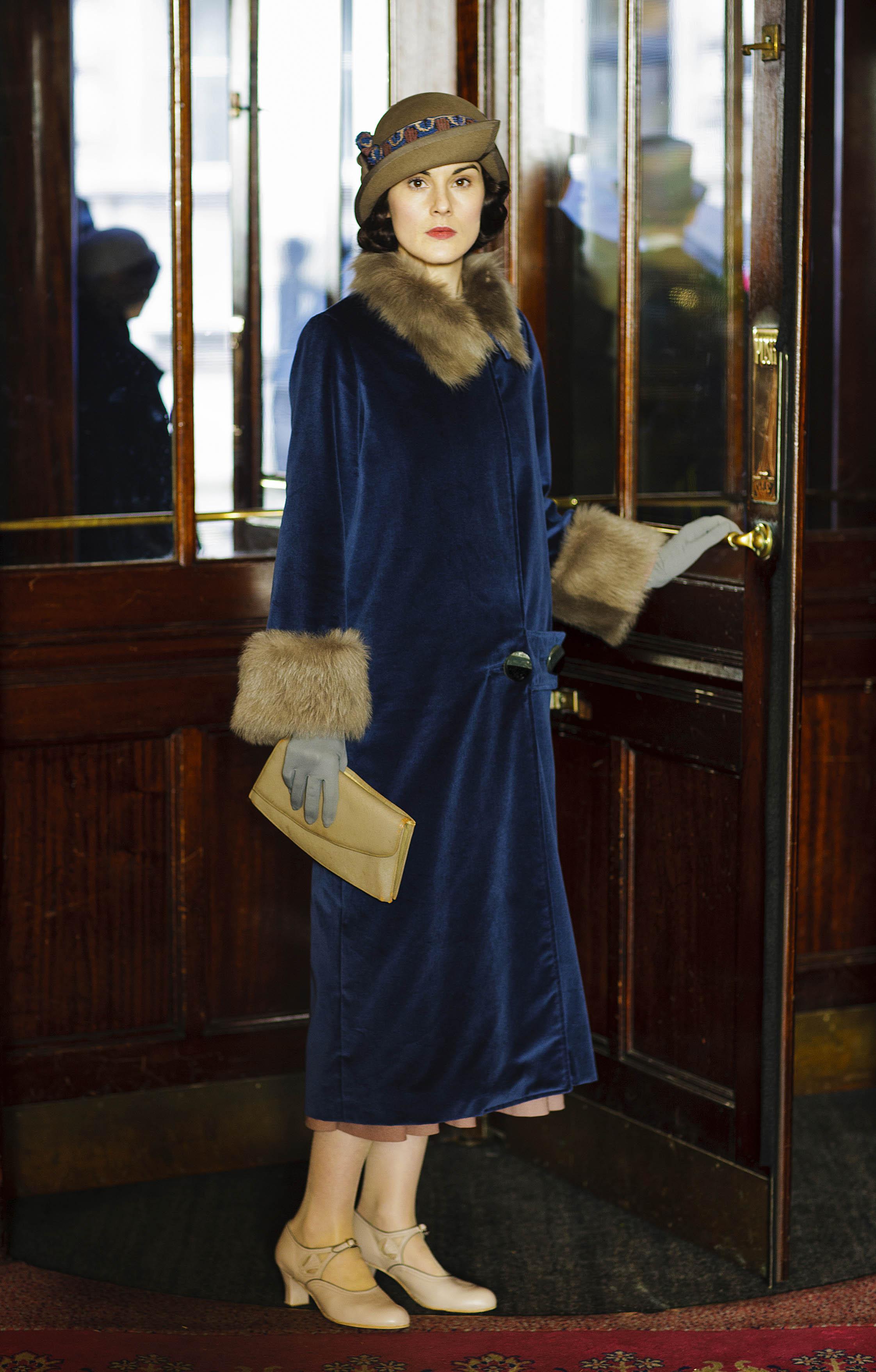 Michelle Dockery, Lady Mary Crawley