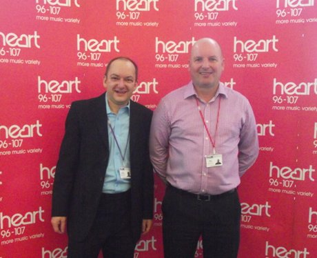 Heart Angels: Somerset DAB Switch On (September 26
