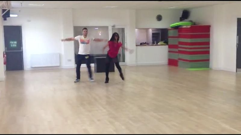 Mark Wright - Strictly Come Dancing 2014