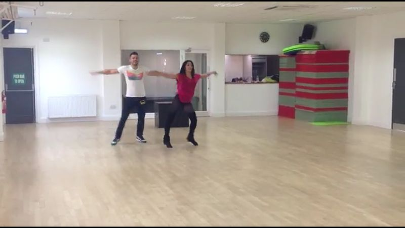 Mark Wright - Strictly Come Dancing