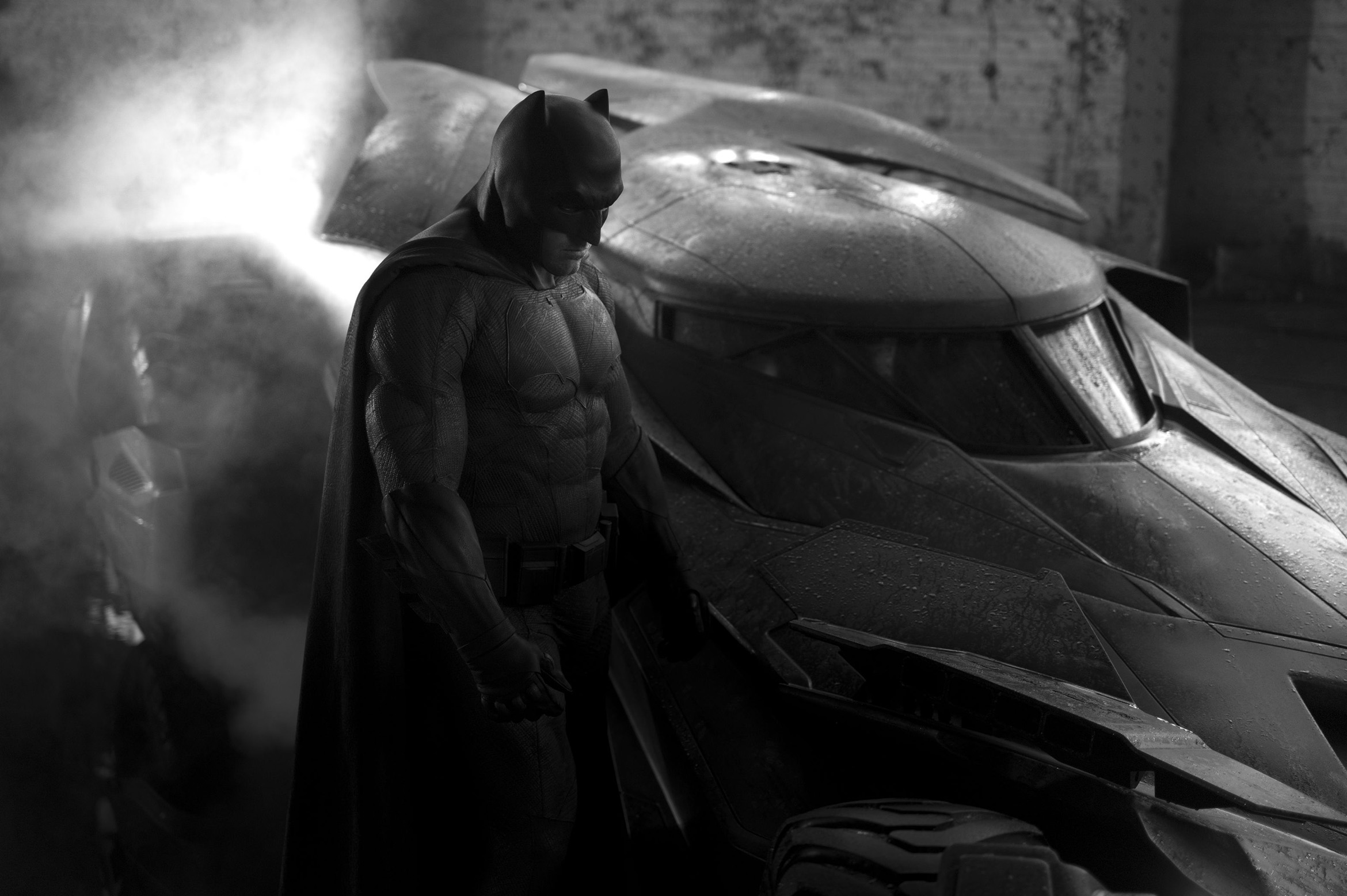 Batman V Superman Dawn Of Justice Film Still