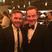 Image 2: Gary Barlow and Bryan Cranson smiling