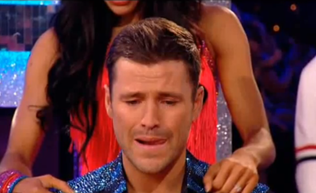 Mark Wright Strictly Come Dancing