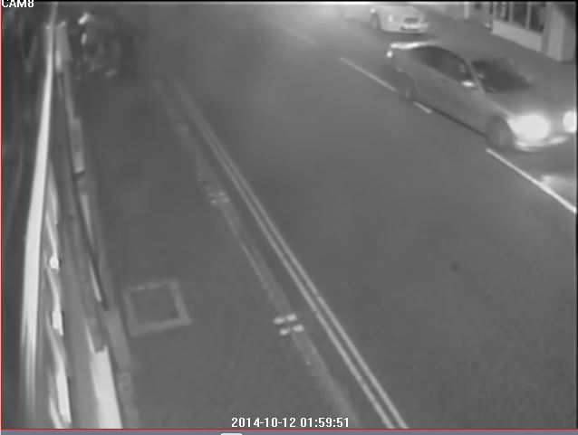 Penzance hit and run