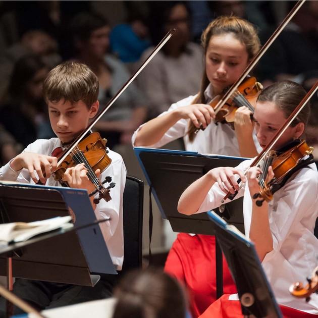 Christmas Show  Children's Orchestra