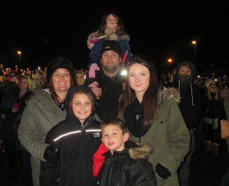 Northampton Fireworks 2014