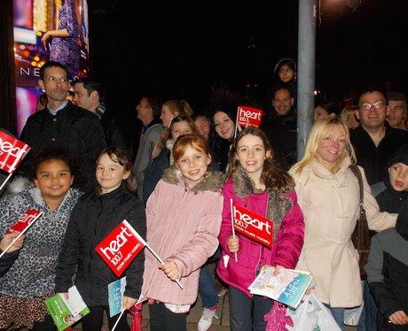 Birmingham's Christmas Parade 2014: High Five