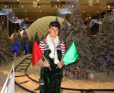 Centre:MK Christmas Parade