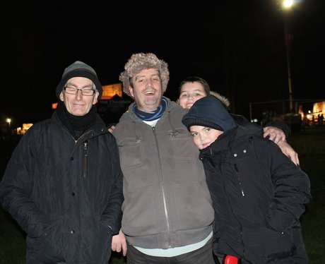 Himley Fireworks: Warm and Cosy