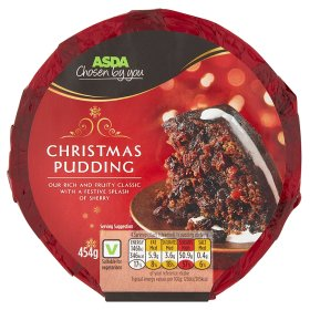 Christmas Pudding Harrods
