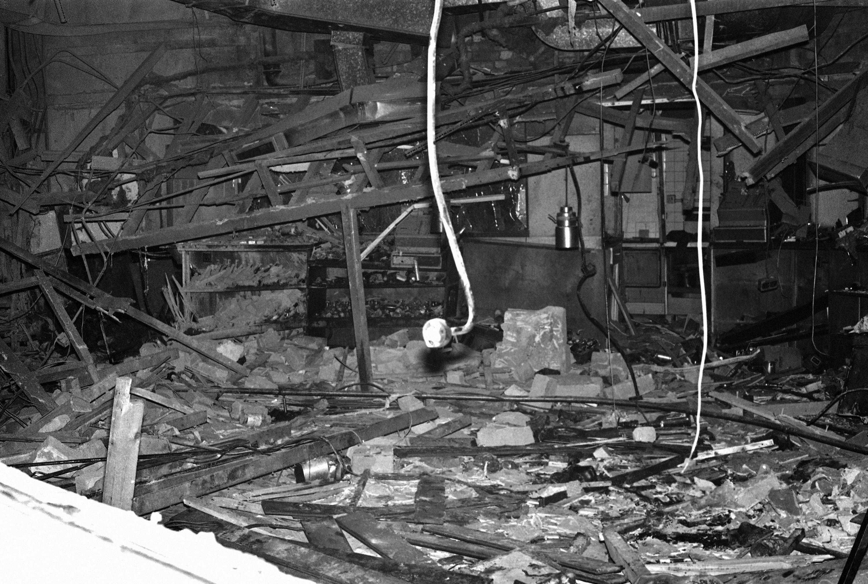 Birmingham Pub Bombing 1974