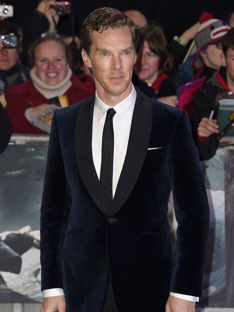 Benedict Cumberbatch: The Hobbit world premiere