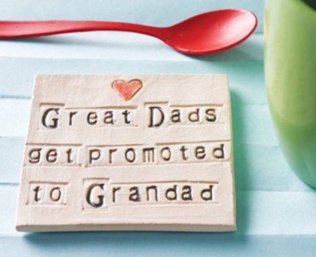 Grandad Ceramic Coaster