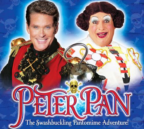 Peter Pan David Hasselhoff