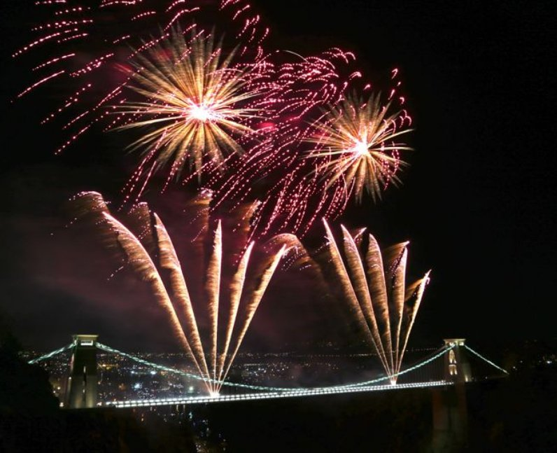 Clifton Suspension Bridge 150th Anniversary Celebr