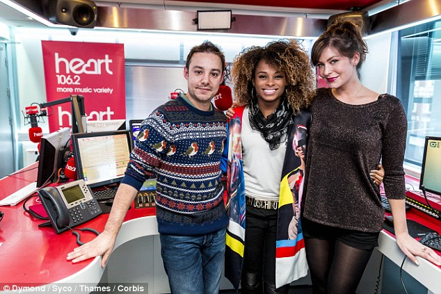 JK and Lucy Chat To X Factor Finalist Fleur East 2