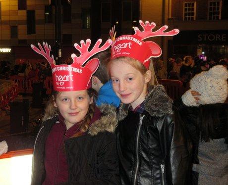 Luton Christmas Lights 2014