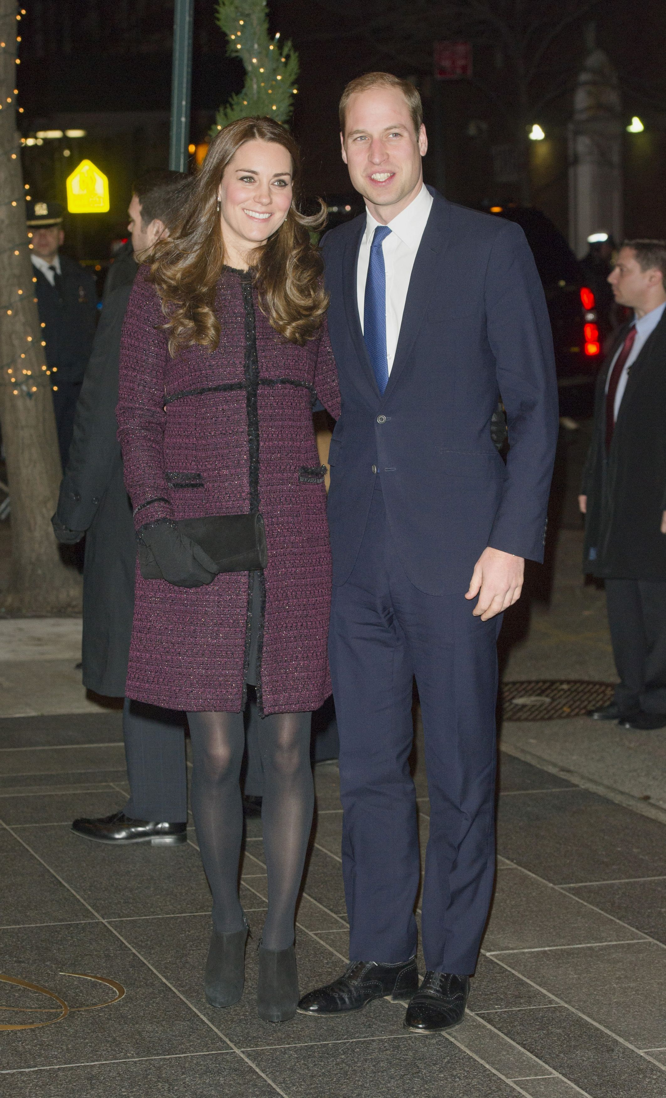 The Duke and Duchess of Cambridge in New York City