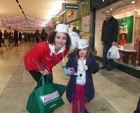 Krispy Kreme Oxford Launch
