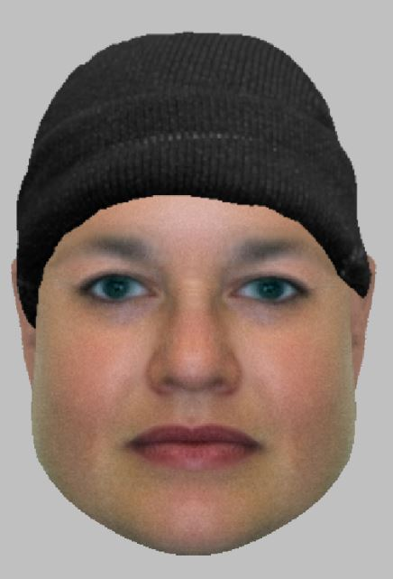 Efit - Stroud Woman who approached a child