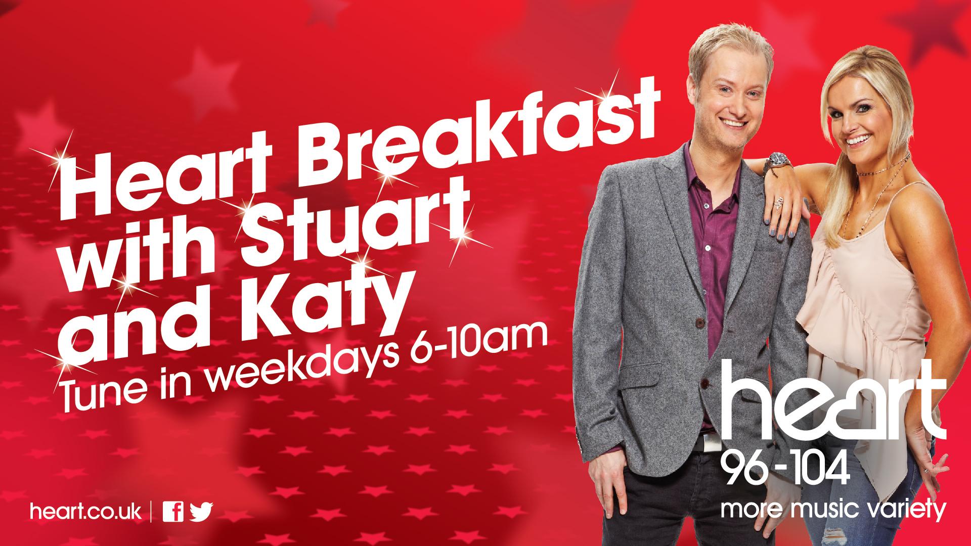 Stuart and Katy
