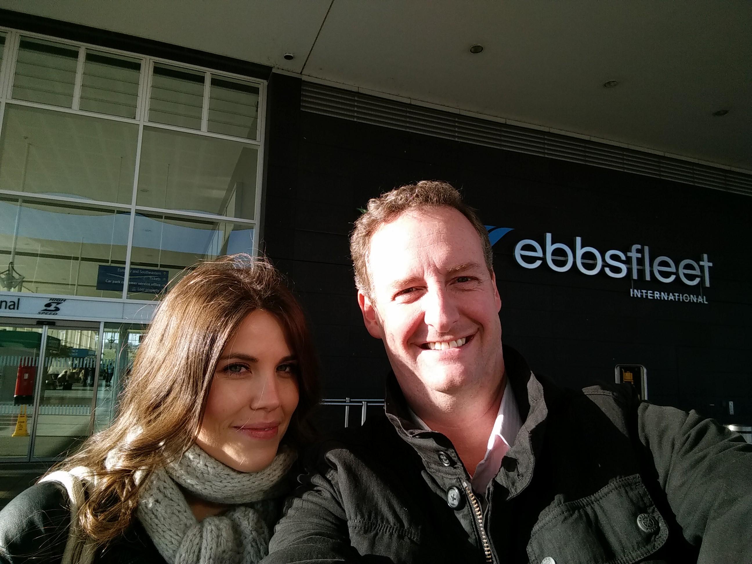 James &  Becky A - Z Selfie E