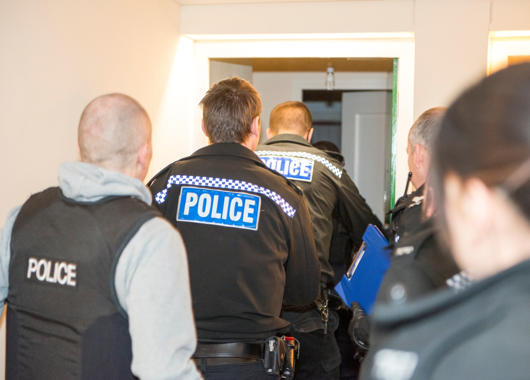 Police - Warrants executed