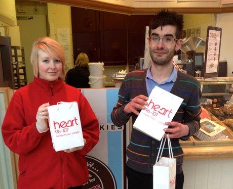 Heart Celebrates New Breakfast Show With Stuart An