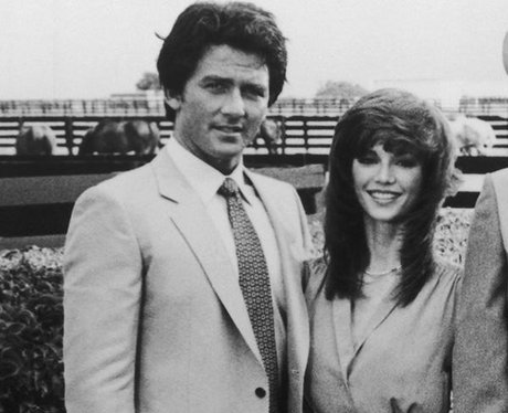 Bobby and Pam Ewing Dallas