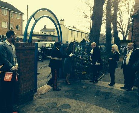 Duchess of Cambridge visits Smethwick