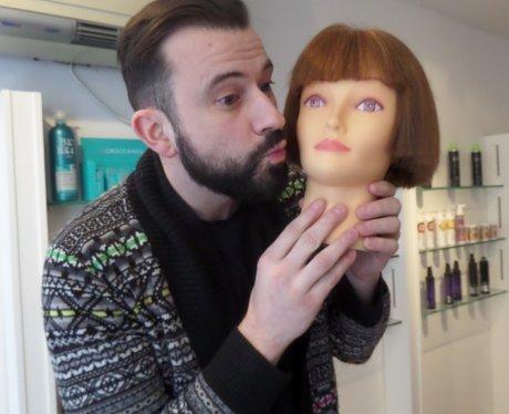Dave & Heidi Try - Hairdressing