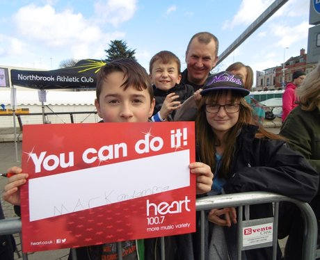 Cov Half Marathon - You Can Do It