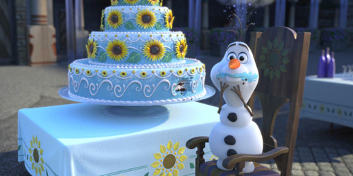 Frozen Fever Film Stills
