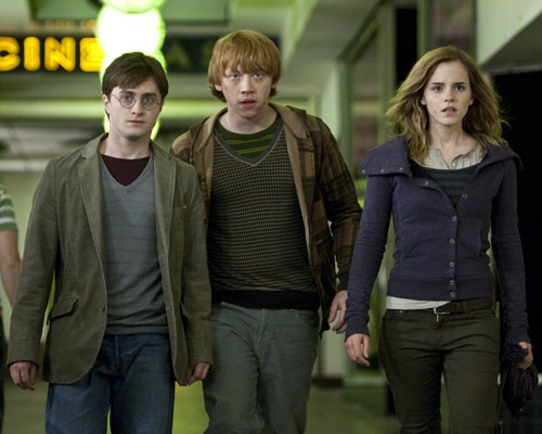Harry Potter and the Deathly Hallows articles