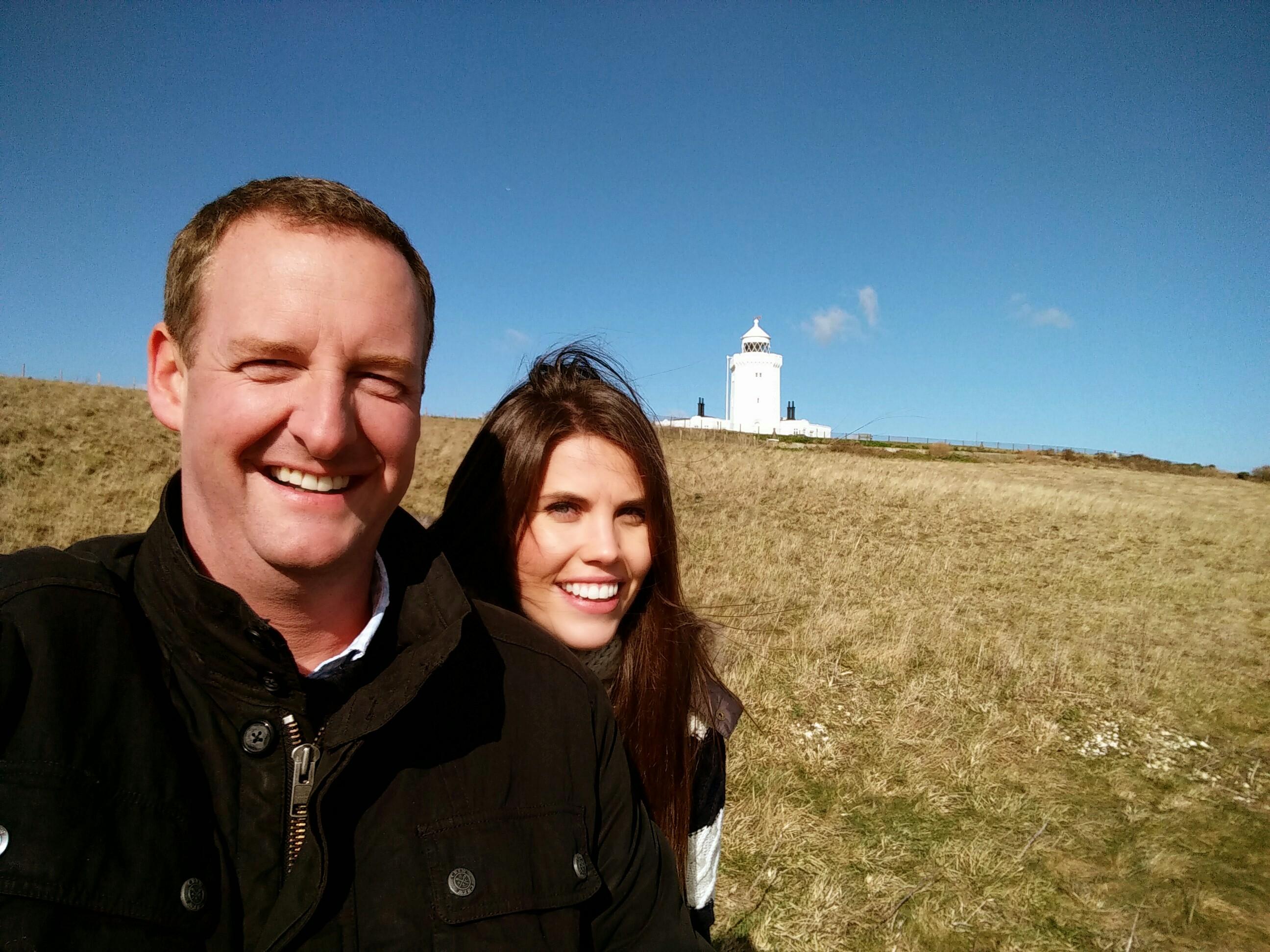 James &  Becky A - Z Selfie L