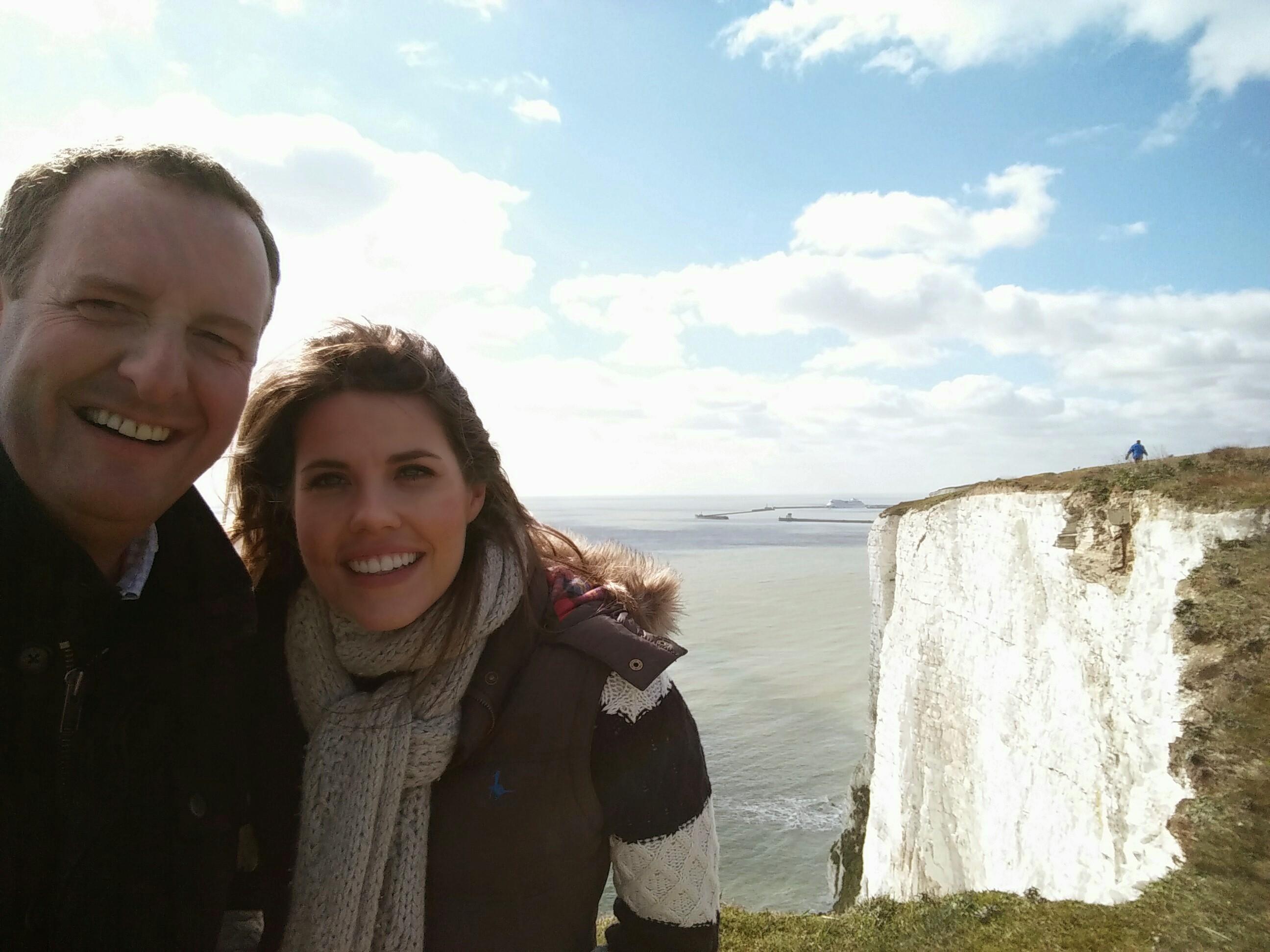 James &  Becky A - Z Selfie W 1