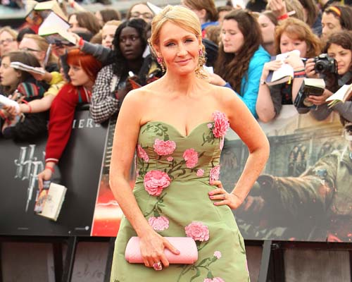 J.K. Rowling article