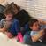 Image 5: Jennifer Lopez and her children