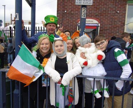 Happy St. Paddy's Day Brum!