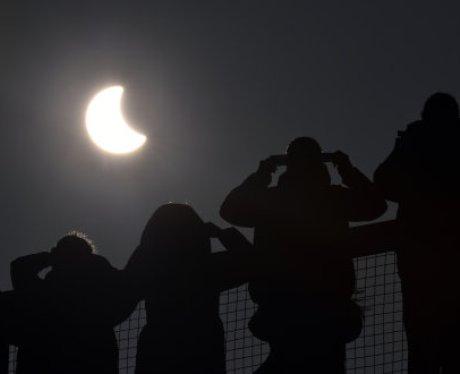 Solar Eclipse 20th March 2015