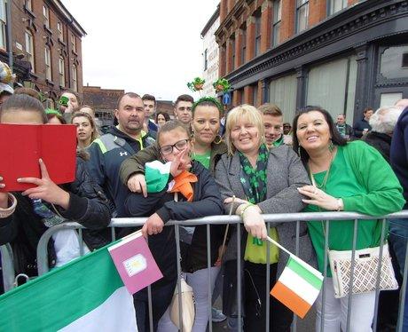 St. Patrick's Day Parade Birmingham