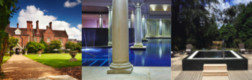 Alexander House Spa Collage