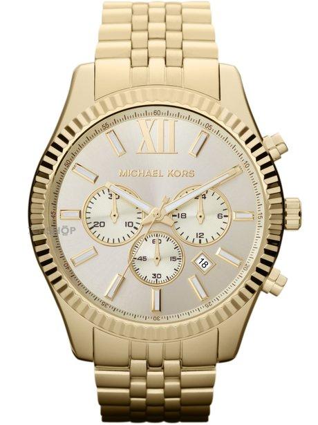 Michael Kors Men's Lexington Chronograph Watch, £2