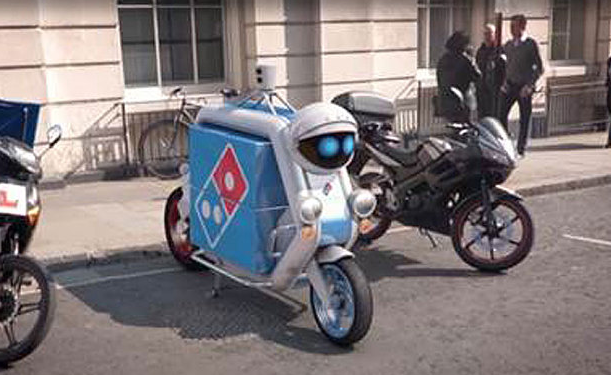 Dominoes Delivery