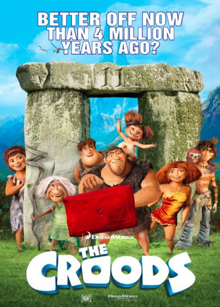 The Croods (Stonehenge)