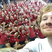 Image 3: Ed Sheeran with school kids