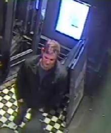 GRIFFIN SEX ATTACKER LEEDS - CCTV footage