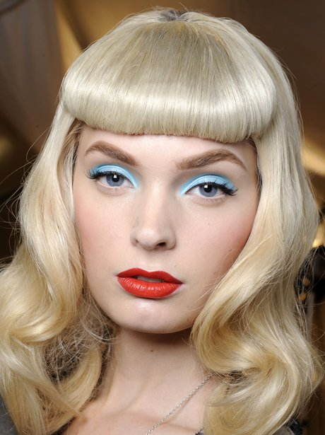 Fashion make up trends 2015