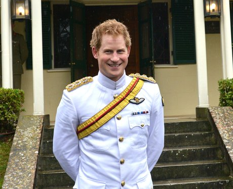 Prince Harry Australia April 2015